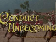 Conduct Unbecoming (1975) opening credits (7)