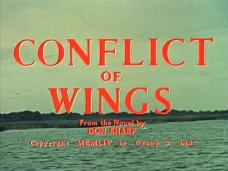 Conflict of Wings (1954) opening credits (1)