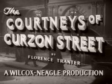 The Courtneys of Curzon Street (1947) opening credits (4)