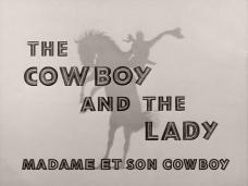 The Cowboy and the Lady (1938) opening credits (3)