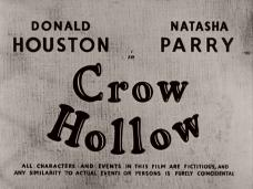 Crow Hollow (1952) opening credits (2)