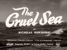 The Cruel Sea (1953) opening credits