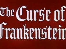 The Curse of Frankenstein (1957) opening credits (3)