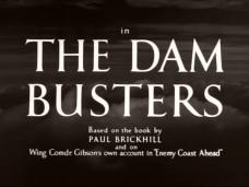 The Dam Busters (1955) opening credits
