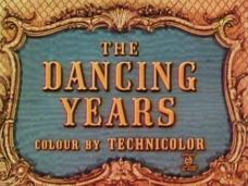 The Dancing Years (1950) opening credits (3)