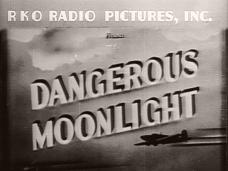 Dangerous Moonlight (1941) opening credits