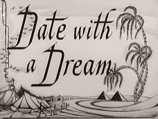 Main title from Date with a Dream (1948) (2)