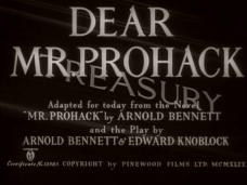Dear Mr Prohack (1949) opening credits (4)