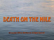 Death on the Nile (1978) opening credits (16)