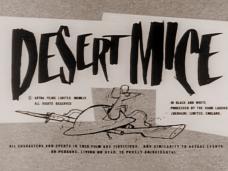 Desert Mice (1959) opening credits (6)