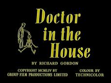 Doctor in the House (1954) opening credits (4)