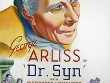 Poster from Doctor Syn (1937) (7)
