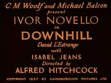 Downhill (1927) opening credits (2)