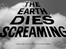 The Earth Dies Screaming (1964) opening credits (2)