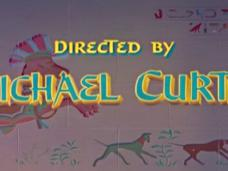 Main title from The Egyptian (1954) (13). Directed by Michael Curtiz