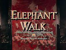 Elephant Walk (1953) opening credits (3)