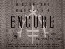 Encore (1951) opening credits (1)