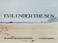 Main title from Evil Under the Sun (1982) (13)
