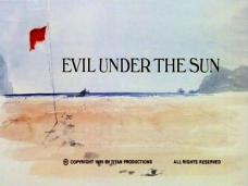 Evil Under the Sun (1982) opening credits