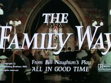 The Family Way (1966) opening credits (10)
