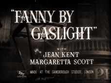 Fanny by Gaslight (1944) opening credits