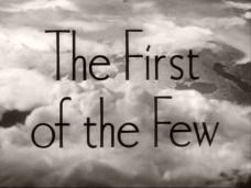 The First of the Few (1942) opening credits