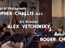Main title from Flame in the Streets (1961) (10)
