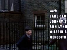 Main title from Flame in the Streets (1961) (5). With Earl Cameron, Johnny Sekka, Ann Lynn, Wilfrid Brambell, Meredith Edwards