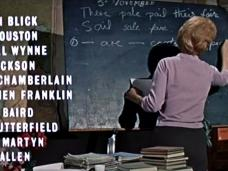 Main title from Flame in the Streets (1961) (6). Newton Blick, Glyn Houston, Michael Wynne, Dan Jackson, Cyril Chamberlain, Gretchen Franklin
