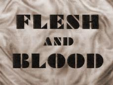 Flesh and Blood (1951) opening credits