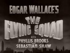 The Flying Squad (1940) opening credits (2)