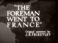 The Foreman Went to France (1942) opening credits (3)