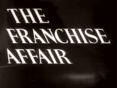 The Franchise Affair (1951) opening credits (1)