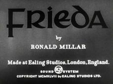 Frieda (1947) opening credits