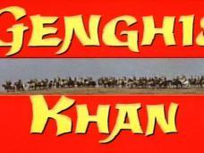 Genghis Khan (1965) opening credits (4)