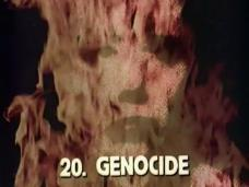 Main title from the 1974 'Genocide' episode of The World at War (1973-74) (1)