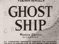 Ghost Ship (1952) opening credits (3)