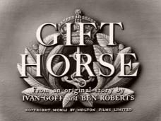 Gift Horse (1952) opening credits