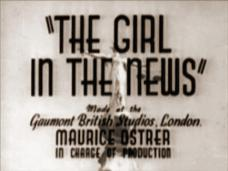 The Girl in the News (1940) opening credits