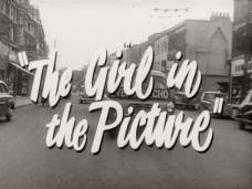 The Girl in the Picture (1957) opening credits (3)