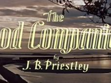 The Good Companions (1957) opening credits (3) By J B Priestley