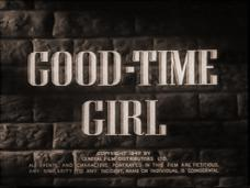 Main title from Good-Time Girl (1948)