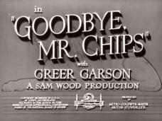 Goodbye, Mr. Chips (1939) opening credits