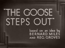 The Goose Steps Out (1942) opening credits (3)