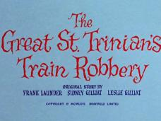 The Great St Trinian's Train Robbery (1966) opening credits (3)