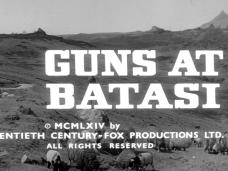 Guns at Batasi (1964) opening credits