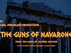 The Guns of Navarone (1961) opening credits