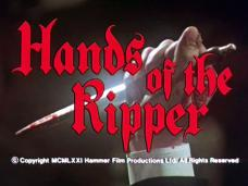 Hands of the Ripper (1971) opening credits (3)