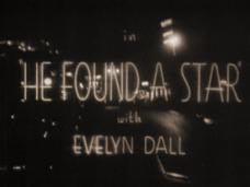 He Found a Star (1941) opening credits