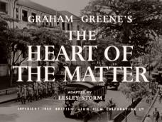 The Heart of the Matter (1953) opening credits (3)
